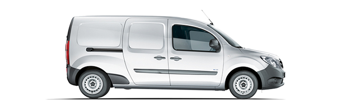 Citan Panel Van Extra-long